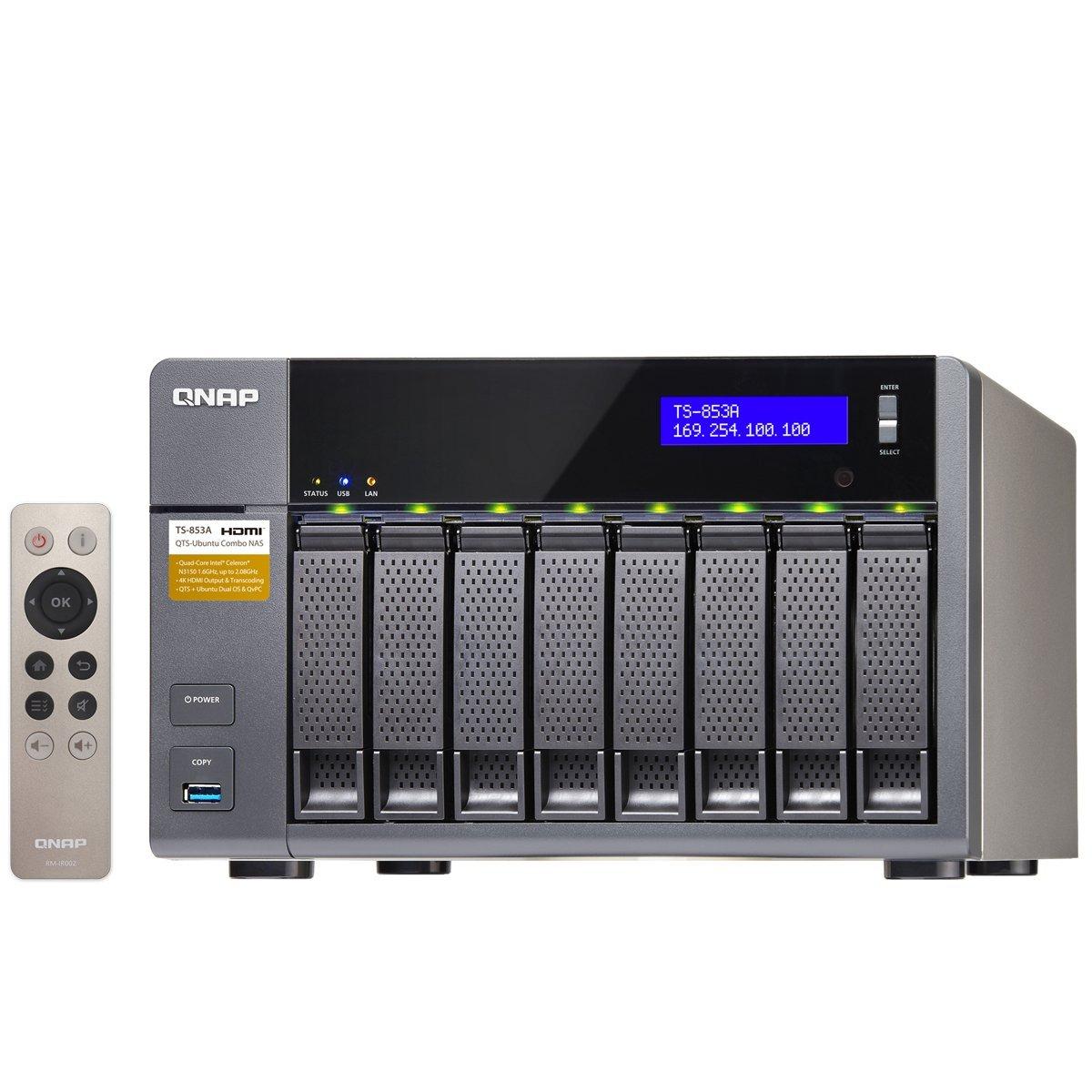 QNAP TS-853A