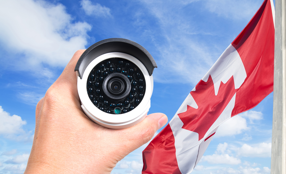 Canada Spying