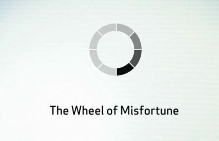 Buffering Wheel of Misfortune - Safer Internet Day