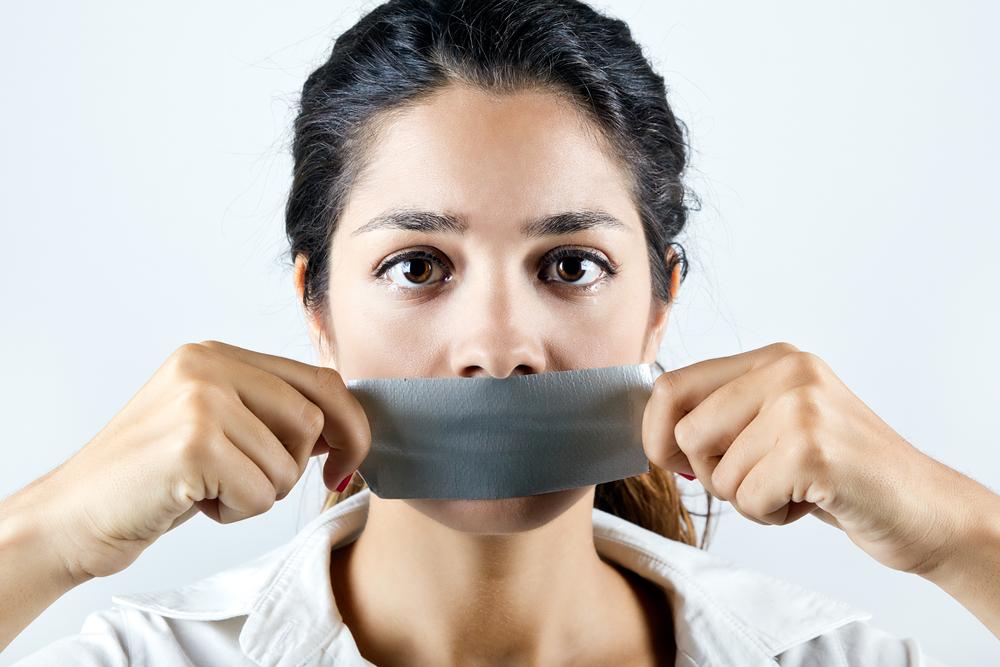 Silencing Free Speech